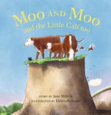 Moo and Moo and the Little Calf Too, Paperback Book