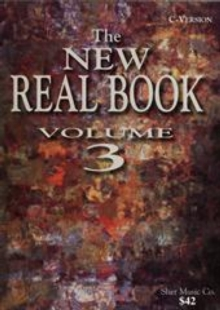 The New Real Book Volume 3 (C Version), Spiral bound Book