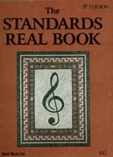 The Standards Real Book (Bb Version), Spiral bound Book