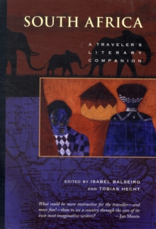 South Africa: A Traveler's Literary Companion, Paperback Book