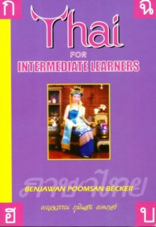 Thai for Intermediate Learners, Paperback Book