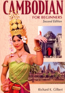 Cambodian for Beginners : With English-Cambodian Vocabulary, Paperback Book