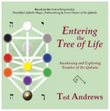 Entering the Tree of Life : Awakening and Exploring Temples of Qabala, CD-Audio Book
