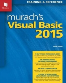 Murachs Visual Basic 2015, Paperback Book