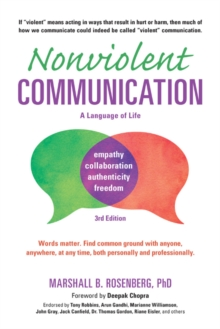 Nonviolent Communication 3rd Ed, Paperback / softback Book