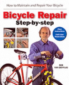 Bicycle Repair Step-by-step, Paperback Book