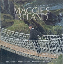 Maggie's Ireland: Designer Knits on Location, Hardback Book