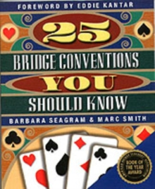 25 Bridge Conventions You Should Know, Paperback / softback Book