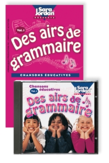 Des Airs de Grammaire, Mixed media product Book