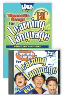 Thematic Songs for Learning Language, Mixed media product Book