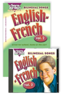 Bilingual Songs, English-French : Volume 2, Mixed media product Book