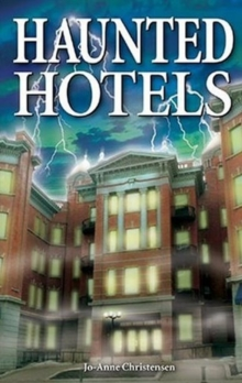 Haunted Hotels, Paperback Book