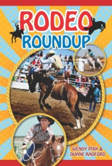 Rodeo Roundup, Paperback Book
