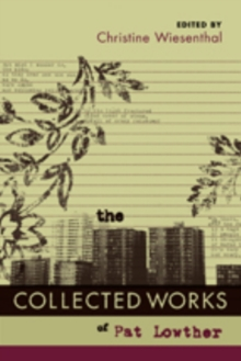 Collected Works of Pat Lowther, Paperback Book