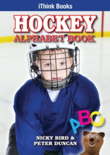 Hockey Alphabet Book, Paperback Book