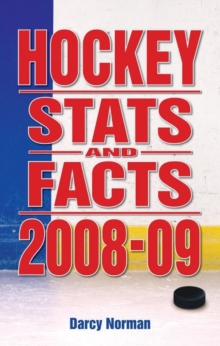 Hockey Stats and Facts 2008-09, Paperback Book