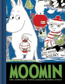Moomin Book Three : The Complete Tove Jansson Comic Strip, Hardback Book