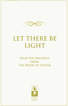 Let There Be Light****************, Paperback / softback Book