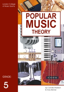 Popular Music Theory, Grade 5, Paperback / softback Book