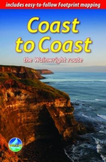 Coast to Coast : The Wainwright Route, Spiral bound Book