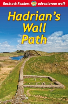 Hadrian's Wall Path, Spiral bound Book
