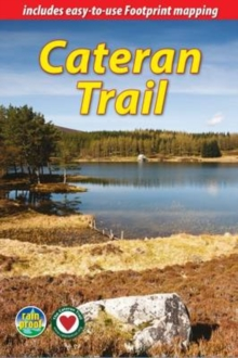 Cateran Trail (2nd ed) : a Circular Walk in the Heart of Scotland, Spiral bound Book