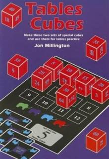 Tables Cubes : Make These Two Sets of Special Cubes and Use Them for Tables Practice, Paperback Book