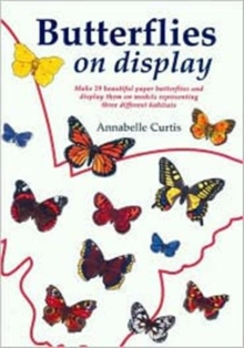 Butterflies on Display, Mixed media product Book