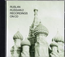 Ruslan Russian 2 Communicative Russian Course with MP3 audio download, CD-Audio Book