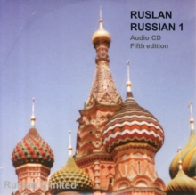 Ruslan Russian 1: A Communicative Russian Course with MP3 audio download, CD-Audio Book