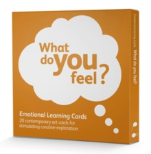 What Do You Feel? : Emotional Learning Cards Set 1, Postcard book or pack Book