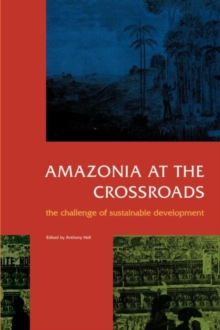Amazonia at the Crossroads : The Challenge of Sustainable Development, Paperback Book
