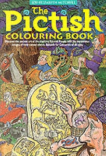 The Pictish Colouring Book, Paperback Book