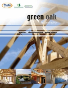 Green Oak in Construction, Paperback Book