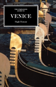 The Companion Guide to Venice, Paperback Book