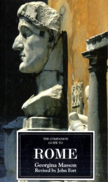 The Companion Guide to Rome, Paperback Book