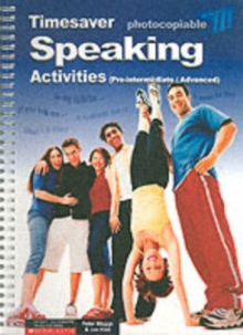 Speaking Activities Pre-intermediate - Advanced, Spiral bound Book