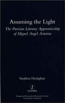 Assuming the Light, Paperback Book