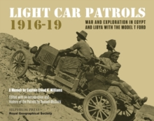 Light Car Patrols 1916-19, Paperback / softback Book