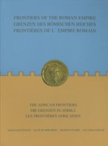 Frontiers of the Roman Empire, Paperback / softback Book
