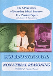 Non-verbal Reasoning : 11+ Practice Papers with Answers v.2, Paperback Book