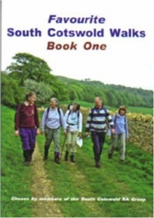 More Favourite Walks in the South Cotswolds, Paperback Book