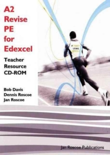 A2 Revise PE for Edexcel Teacher Resource CD-ROM Single User Version, CD-ROM Book