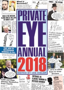 Private Eye Annual, Hardback Book