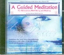 A Guided Meditation, CD-Audio Book