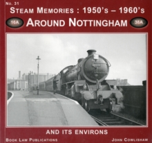 Around Nottingham : And Its Environs No. 31, Paperback / softback Book