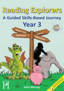 Reading Explorers - Year 3 : A Guided Skills-based Journey, Mixed media product Book