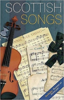 Scottish Songs, Paperback / softback Book