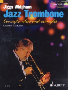 Jiggs Whigham, Jazz Trombone : For Intermediate and Advanced Players, Mixed media product Book