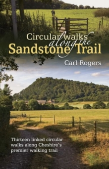 Circular Walks Along the Sandstone Trail, Paperback Book